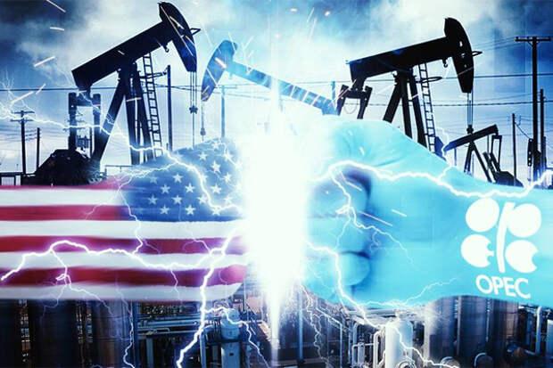 """Мировой рынок нефти может ждать новая """"ценовая война"""""""