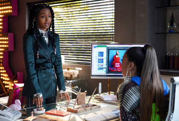 grown-ish Recap: Zoey Finds Her Voice Amid the Din of Cancel Culture