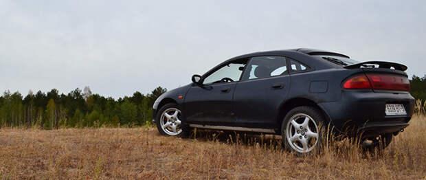 Mazda 323f (пятое поколение), или Ferrari для бедных: купил за 3 тысячи, вложил еще 6