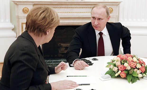 Меркель выдвинула Путину ультиматум