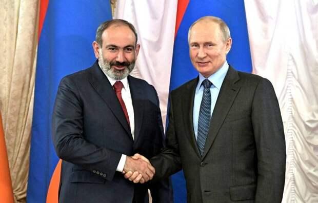 Пашинян признал ошибки и выступил за «новые отношения» с Россией