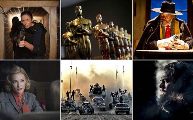 Стали известны номинанты на Оскар-2016