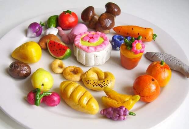 Еда везде: забавная подборка от рукодельниц, которую так и хочется съесть