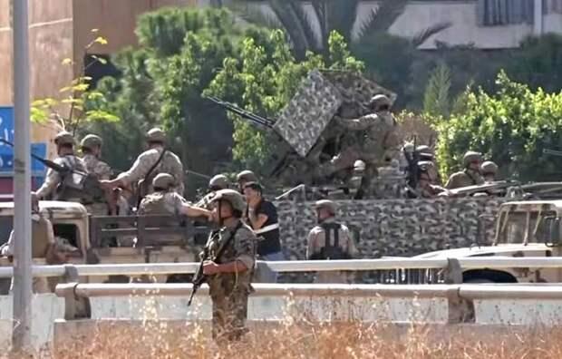 Ливан застыл в шаге от второй гражданской войны