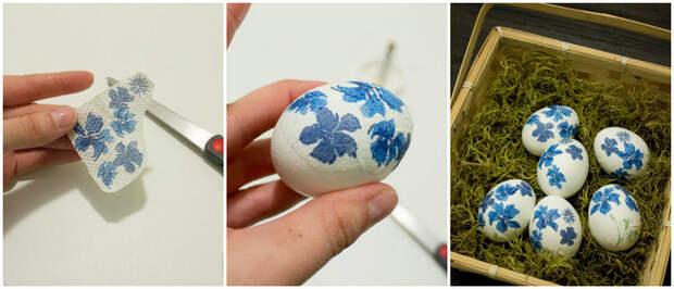 Как украсить яйца на Пасху, чтобы было «не как у всех» - 28 идей - 18