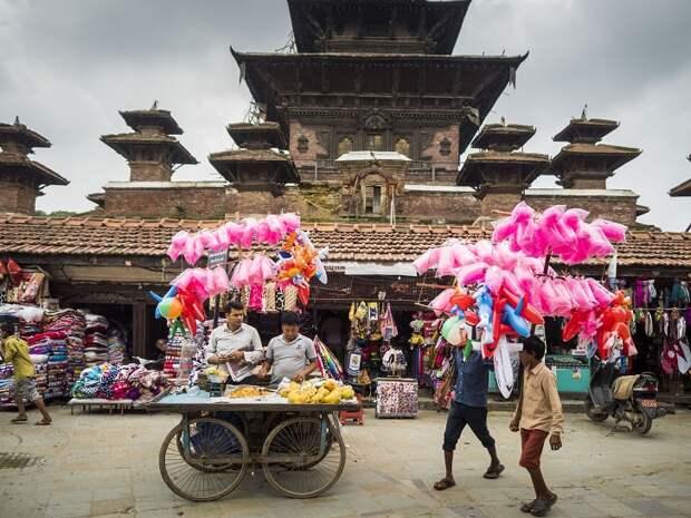 Непал: спустя 4 месяца после катастрофы