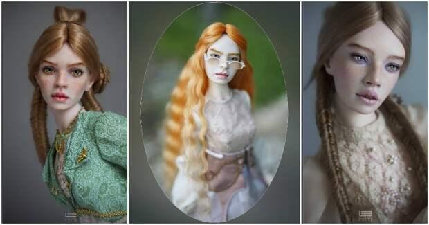 Ошеломительно реалистичные куклы, которые набирают популярность в Instagram