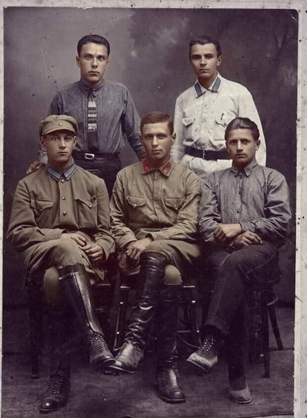 Милиция против бандитизма в СССР. 1918 - 1953 г.