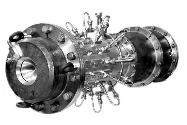 Российский детонационный двигатель прошел первый этап испытаний