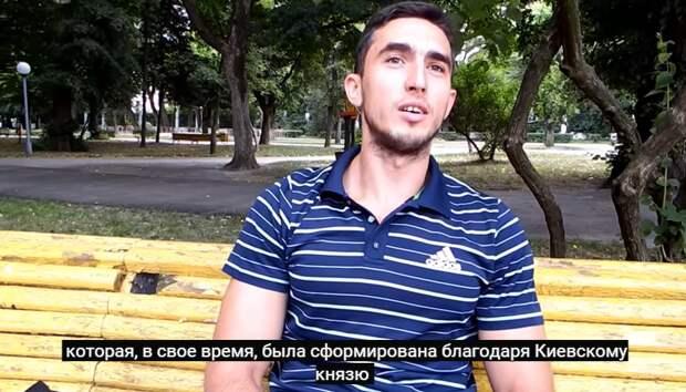 Что украинцы думают о русских? (видео)