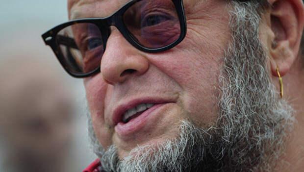 Борис Гребенщиков оскорбил российских журналистов во время концерта