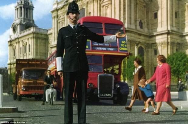 Британия 1960 – 1970 годов