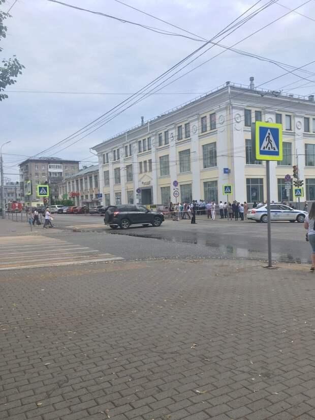 Учебную гранату обнаружили на улице Советской в Ижевске