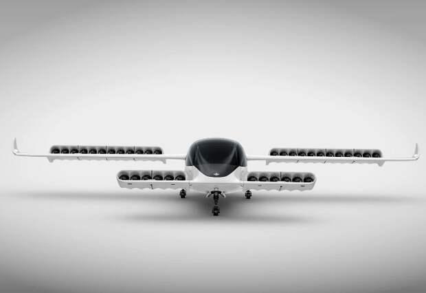 Неспроста на аэротакси устанавливают столько двигателей. /Фото: pikabu.ru