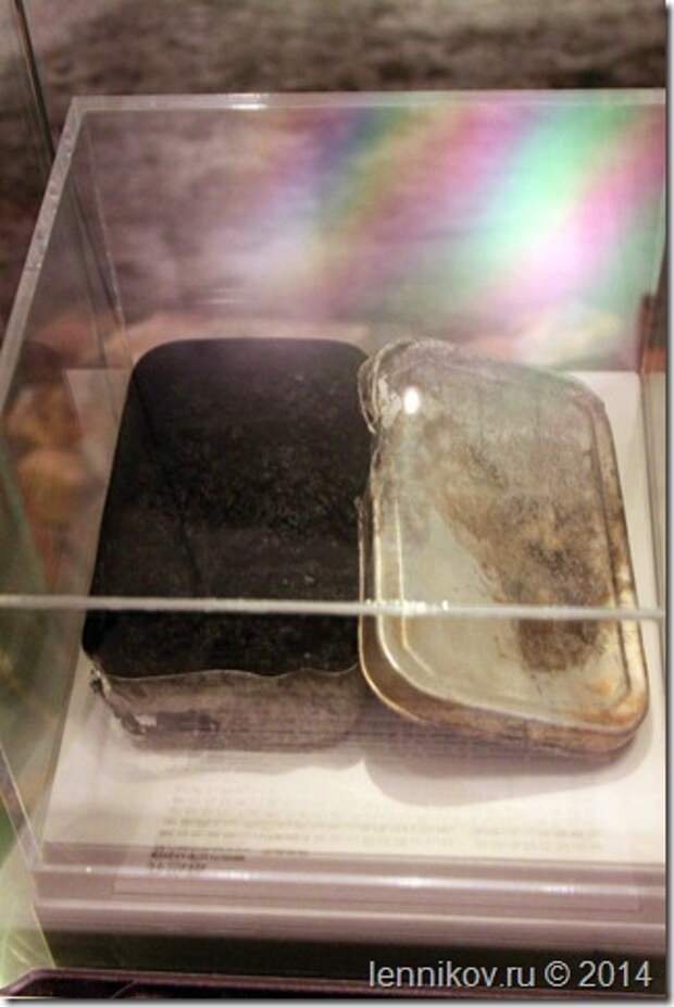 Обенто - коробка с обедом