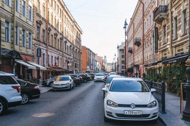 Злая улица Петербурга
