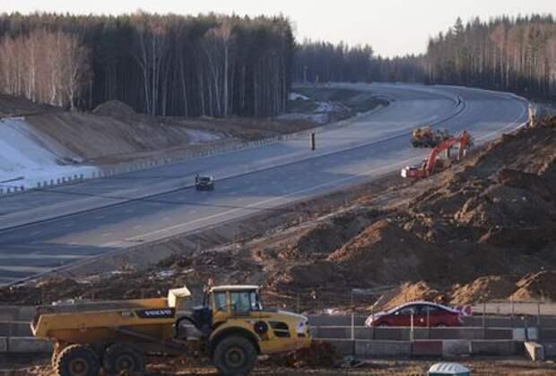 «Автодор» влезет в долги, чтобы достроить трассу М-11