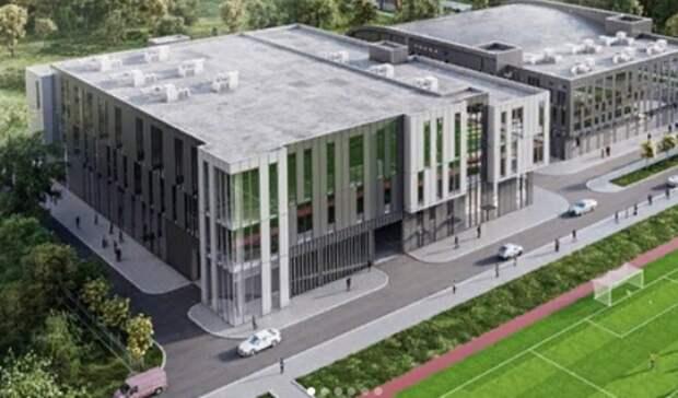 Два крупных спорткомплекса вЛевенцовке инаСеверном построит ФК«Чайка»