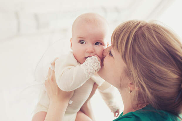 Дню Матери посвящается: фотографии, дарящие сердцу свет