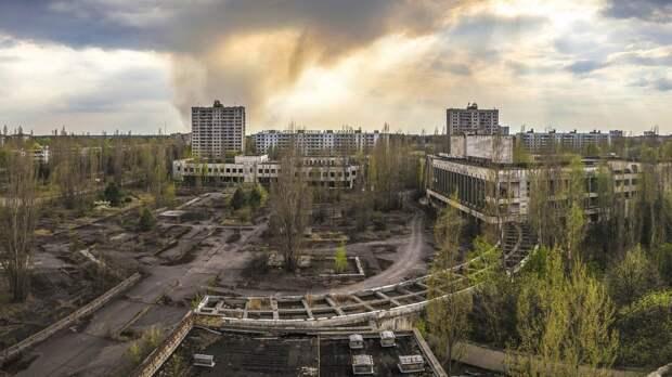 Пожалуй, самая известная в мире панорама города-призрака. /Фото: kiyavia.com