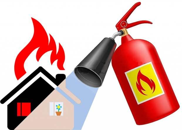 Правила поведения при пожарах