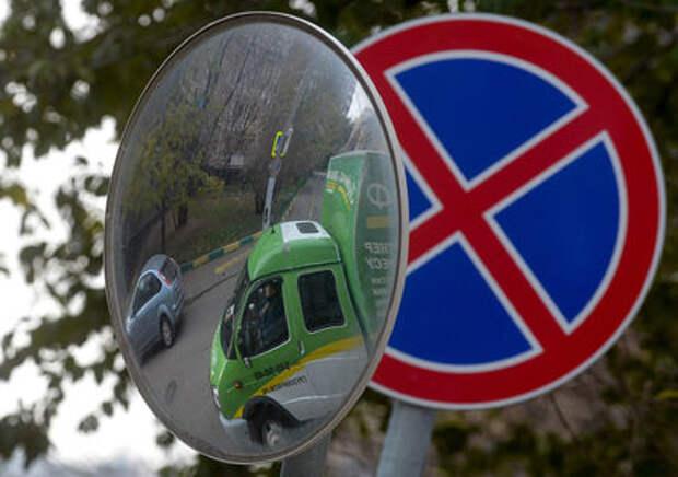 В Москве сократилось количество эвакуированных автомобилей