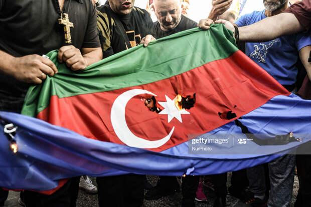 О закулисной подоплёке войны в Нагорном Карабахе