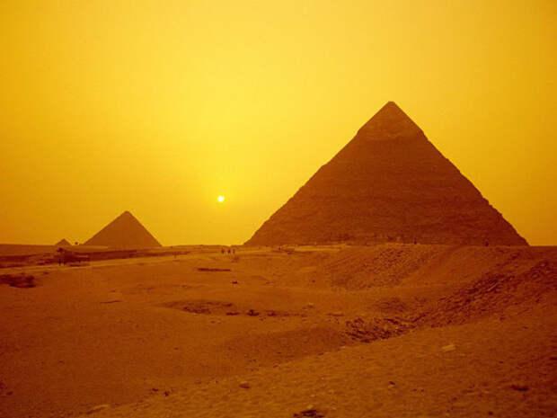Загадки пирамиды Хеопса: исторические факты и нелогичные объяснения