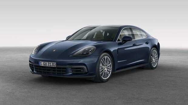 Топовый Porsche Panamera накостыляет суперкарам