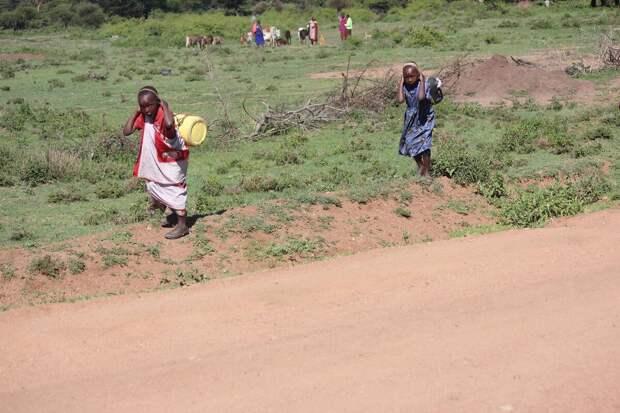 Путешествие в Кению