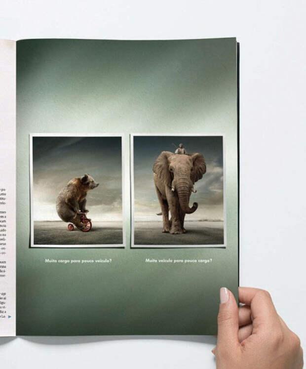 Зверски образная реклама Volkswagen