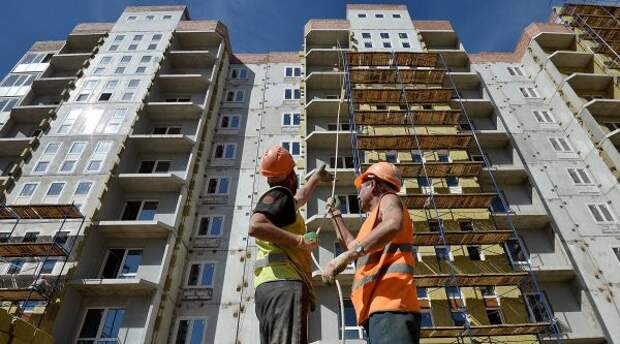 ВРоссии увеличился ввод жилья