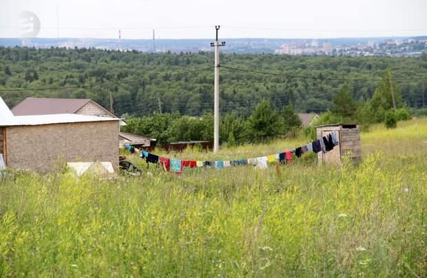 Многодетные семьи Удмуртии будут получать землю в собственность только после завершения строительства