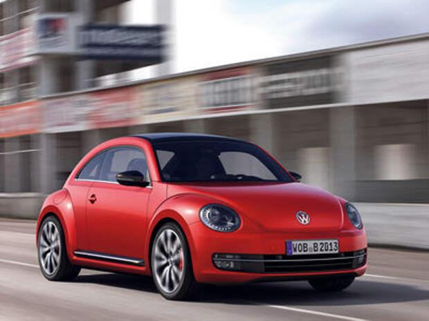 Volkswagen прихлопнет «Жука»