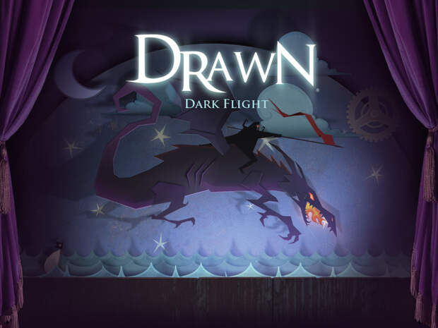 5-Drawn Dark Flight-708682
