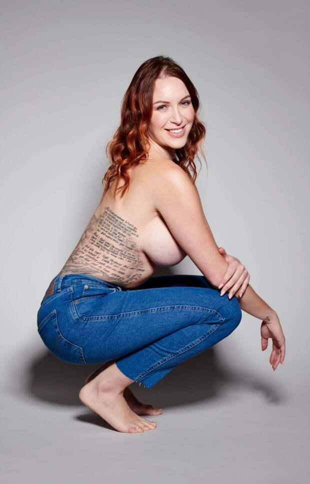 Британка потратила огромную сумму, чтобы увеличить грудь довосьмого размера инежалеет обэтом