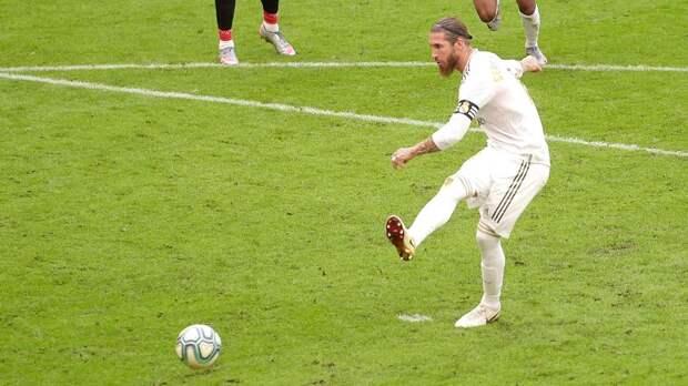 В Испании аномалия с пенальти, за сезон назначили 140, лучшая разница — у «Реала»: пробили 10, пропустили 2