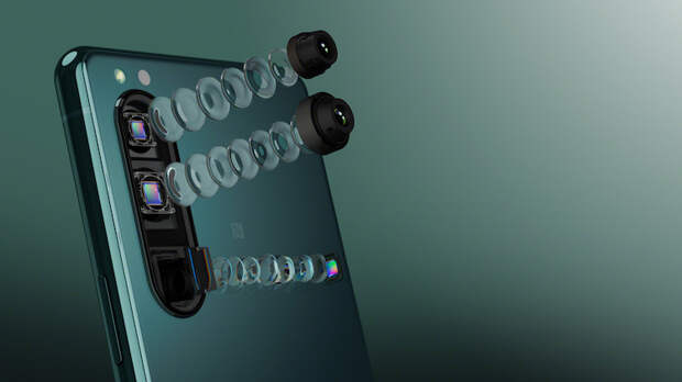 Sony представила Xperia 5 III — компактный флагман на Snapdragon 888 с продвинутой камерой