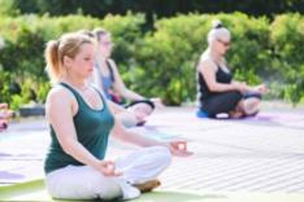 16 июня в Москве пройдет V Международный день йоги