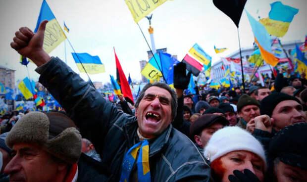 Украинцев с промытыми бандеровцами мозгами перевалило за большинство – социолог