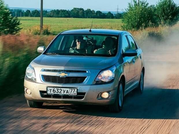 GM может в будущем возобновить поставки Chevrolet из Узбекистана