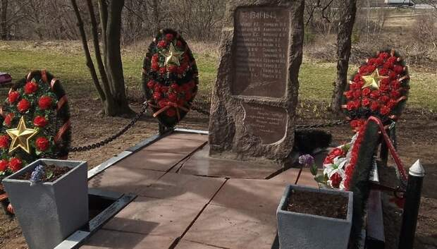 Подготовка памятников ко Дню Победы в Подмосковье завершена на 85%