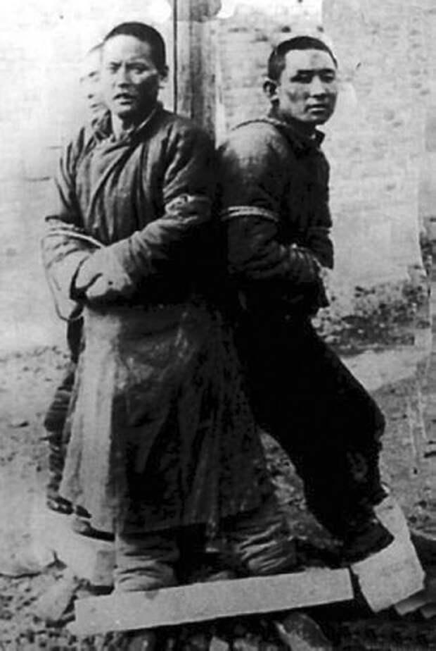 Нужные всем садисты. 1945-1956 г.