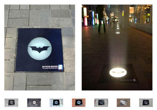 Бэтмен путается под ногами