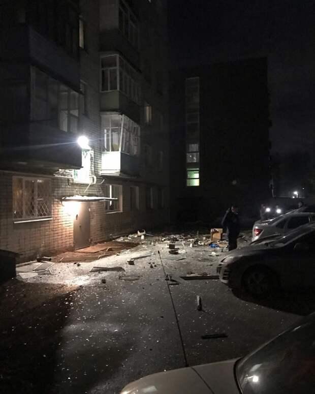 Источник назвал возможную причину хлопка газа в многоэтажке в Татарстане