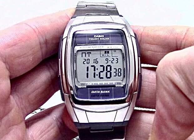Что меня раздражает в электронных часы Casio, а что в них нравится