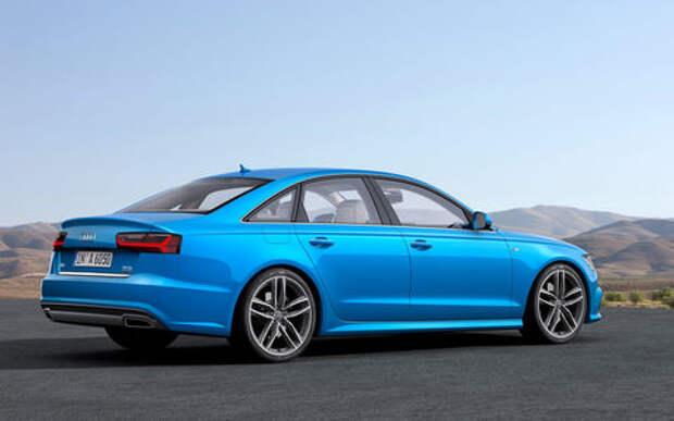 В России нашли почти семь тысяч негерметичных Audi