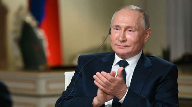 Путин: США организовали в Украине государственный переворот