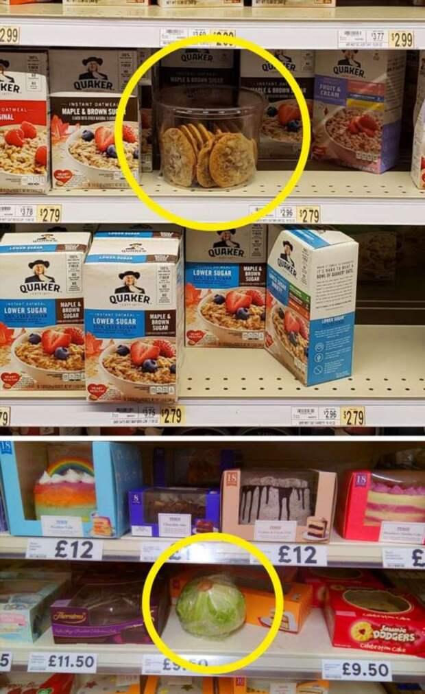 20+ случаев, которые доказывают, что в магазин можно ходить и за покупками, и за жизненным опытом