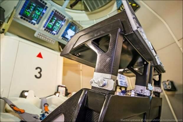 Новый российский космический корабль